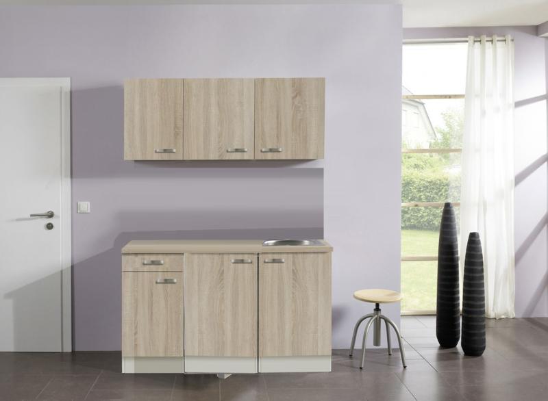 Spiksplinternieuw Padua keuken pantry 140x60 cm (Boiler: Nee,Bijpassende kraan: Nee JF-77