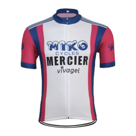 Mercier - Miko wielershirt