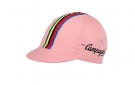Koerspet / wielerpet Campagnolo Classic Pink