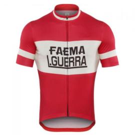 Faema - Guerra wielershirt