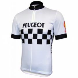 Peugeot SHELL wielershirt