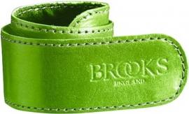 Brooks broek klem Trouser strap green