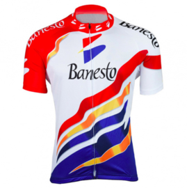 Banesto wielershirt