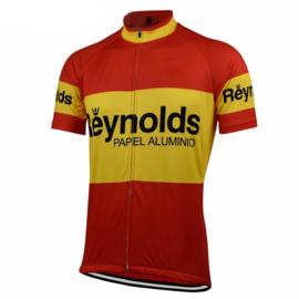 Reynolds - Papei Aluminio wielershirt