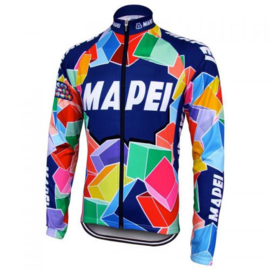 Mapei wielershirt