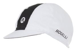 Wielerpet Rogelli Retro Wit/Zwart