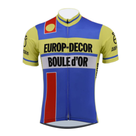 Europ Decor - Boule d'OR wielershirt