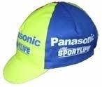 Koerspet / wielerpet Panasonic Sportlife
