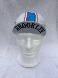 Koerspet / wielrenpet / fietspet Brooklyn licht grijs