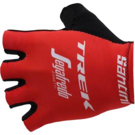 Santini Trek-Segafredo Race Gloves Short