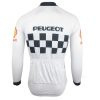Peugeot SHELL wielershirt wit
