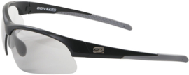 Contec sportbril 'DIM + ' - zwart-coolgrey