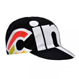 Cinelli Nemo Tig zwart koerspet / wielrenpet / fietspet