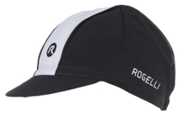 Wielerpet Rogelli Retro Zwart/Wit