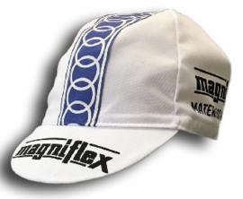 Cycling cap Magniflex
