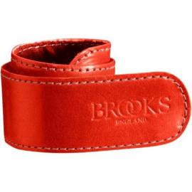 Brooks broek klem Trouser strap rood