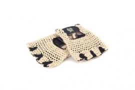 Cyling Gloves Vintage Style Blb Creme