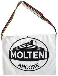 Wielermusette / Musette wielertasje Molteni