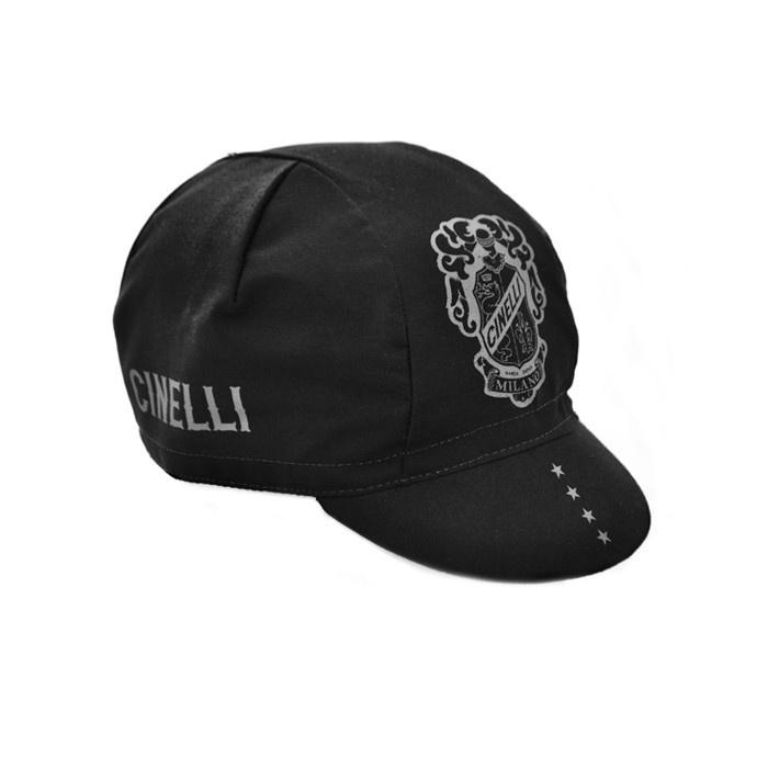 Cinelli Crest cap koerspet / wielrenpet / fietspet