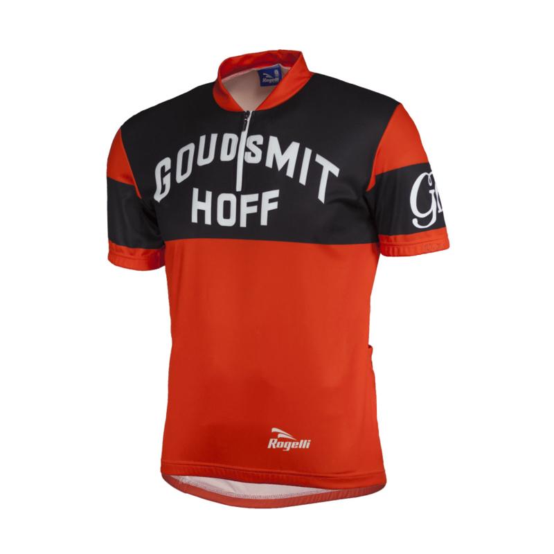 Retro Goudsmit Hoff wielershirt - Rogelli