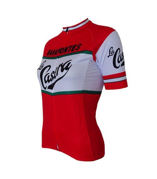 La Casera wielershirt - dames