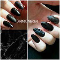 Marble Nailart
