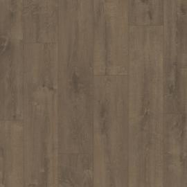 QS Balance Rigid Click Fluweel eik bruin