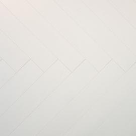 Douwes Dekker Galant Eiken Wit Gelakt Visgraat