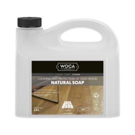 Woca zeep grijs 2,5 ltr