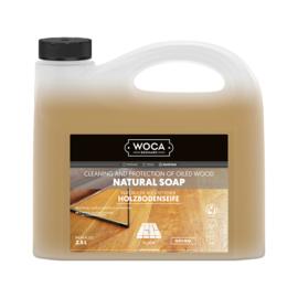 Woca zeep naturel 2,5 ltr