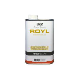 Royl Onderhoudsolie Watergedragen 1 Liter