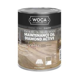 WOCA Diamond Active Onderhoudsolie Wit 1L