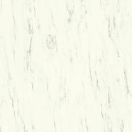 QS Ambient Rigid Click Carrara Marmer Wit