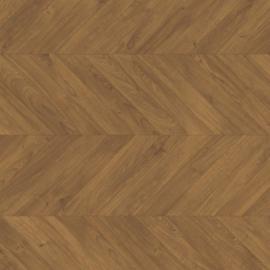 Quick Step Impressive Patterns Eik Hongaarse Punt Bruin