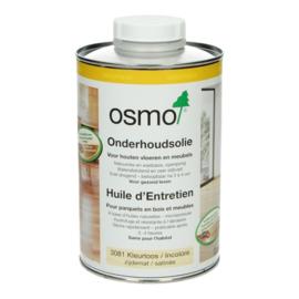 OSMO Onderhoudsolie 3081 Kleurloos zijdemat 1 L