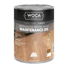 Woca onderhoudsolie bruin 1 ltr