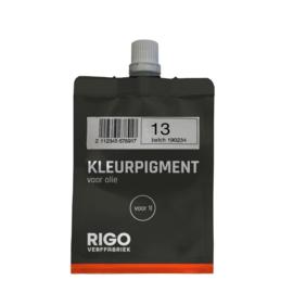 Kleurpigment voor Royl Olie 1L #0113 Smoked Oak