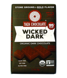 Taza Bars - Wicked Dark 95%