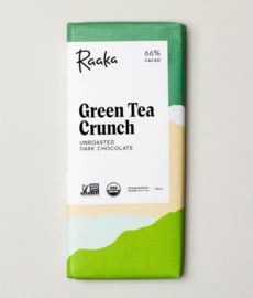 Raaka - Green Tea Crunch 66%