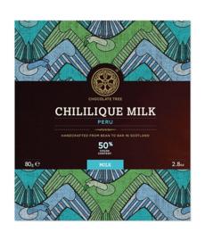 Chocolate Tree - Chililique Milk 50%