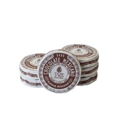 Taza Mexicano Discs - Salted Almond