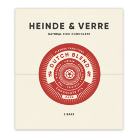 Heinde & Verre - Dutch Blend Dark 71%