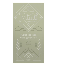 Ritual Chocolate - Fleur de Sel