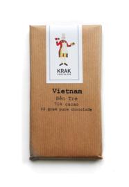 Krak Chocolade - Vietnam (Ben Tré) 70%