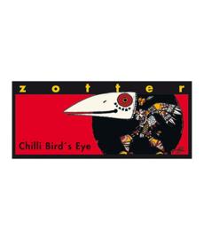 Zotter - Chilli Bird's Eye