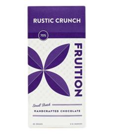Fruition - Rustic Crunch 70% Dark Chocolate
