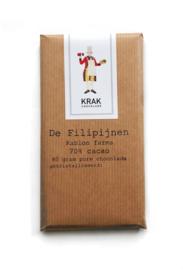 Krak Chocolade - De  Filipijnen (Kablon Farms)