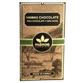 Manoa - 50% Melk Chocolade