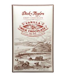 Dick Taylor - Vanilla Milk Chocolate 55%