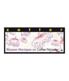 Zotter - Blossom Marzipan on Coffee Noisette